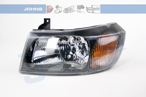 JOHNS  32 47 09-2 Hauptscheinwerfer für Fahrzeuge mit Leuchtweiteregelung (elektrisch), schwarz