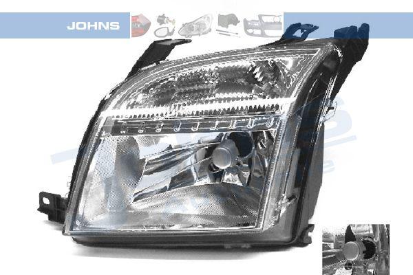 JOHNS  32 61 09 Hauptscheinwerfer für Fahrzeuge mit Leuchtweiteregelung (elektrisch)