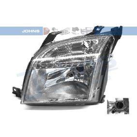 JOHNS  32 61 09-2 Hauptscheinwerfer für Fahrzeuge mit Leuchtweiteregelung (elektrisch)