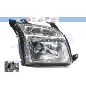 JOHNS  32 61 10 Hauptscheinwerfer für Fahrzeuge mit Leuchtweiteregelung (elektrisch)