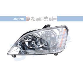JOHNS  32 65 09 Hauptscheinwerfer für Fahrzeuge mit Leuchtweiteregelung (elektrisch)