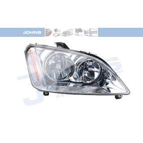 JOHNS  32 65 10 Hauptscheinwerfer für Fahrzeuge mit Leuchtweiteregelung (elektrisch)