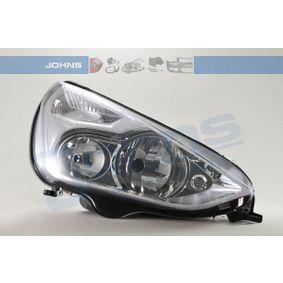 JOHNS  32 75 10 Hauptscheinwerfer für Fahrzeuge mit Leuchtweiteregelung (elektrisch)