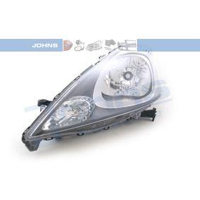 JOHNS  38 02 09 Hauptscheinwerfer für Fahrzeuge mit Leuchtweiteregelung (elektrisch)