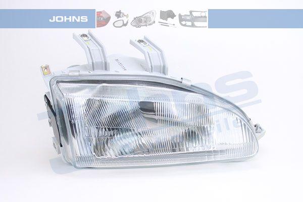 JOHNS  38 07 10 Hauptscheinwerfer für Fahrzeuge mit Leuchtweiteregelung (elektrisch)