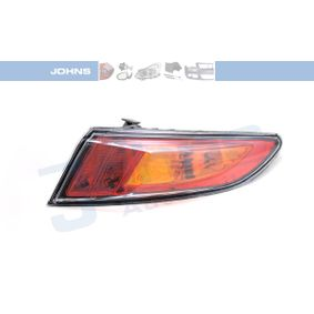 Combination Rearlight 38 11 88-1 CIVIC 8 Hatchback (FN, FK) 2.2 CTDi (FK3) MY 2010