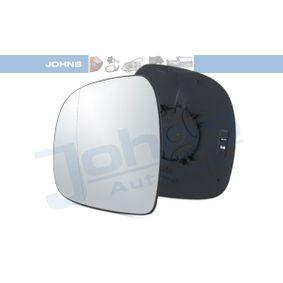 JOHNS  50 42 37-81 Spiegelglas, Außenspiegel