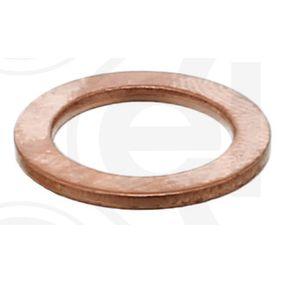 ELRING  111.104 Уплътнителен пръстен, пробка за източване на маслото Ø: 18мм, дебелина: 1,5мм, вътрешен диаметър: 12мм
