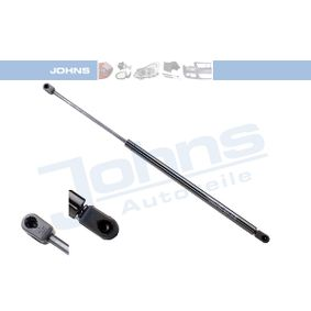 JOHNS  55 08 95-95 Heckklappendämpfer / Gasfeder Länge: 570mm, Hub: 204mm
