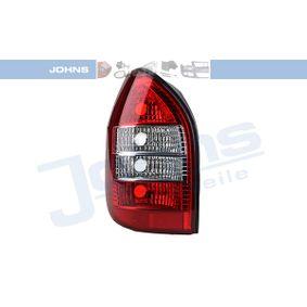 Opel Zafira f75 1.8 16V (F75) Heckleuchte JOHNS 55 71 87-3 (1.8 16V (F75) Benzin 2000 X 18 XE1)