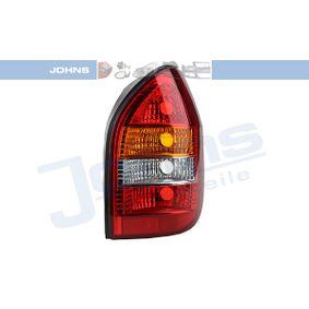 Opel Zafira f75 1.8 16V (F75) Heckleuchte JOHNS 55 71 88-1 (1.8 16V (F75) Benzin 2000 X 18 XE1)