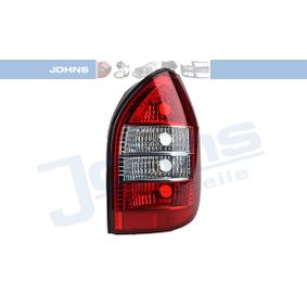 Opel Zafira f75 1.6 16V (F75) Heckleuchte JOHNS 55 71 88-3 (1.6 16V (F75) Benzin 2004 Z 16 XE)