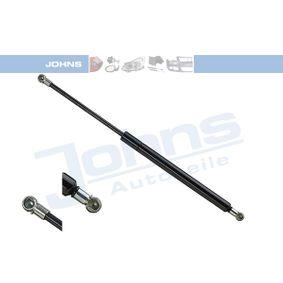 JOHNS  60 08 95-91 Heckklappendämpfer / Gasfeder Länge: 410mm, Hub: 155mm