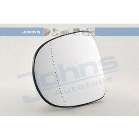 Renault Clio 3 1.6 16V GT (BR10, CR10) Außenspiegelglas JOHNS 60 09 37-82 (1.6 16V GT Benzin 2010 K4M 862)