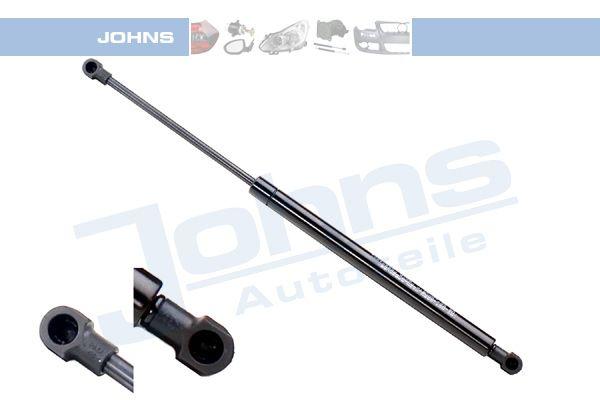 JOHNS  60 20 95-91 Heckklappendämpfer / Gasfeder Länge: 440mm, Hub: 160mm