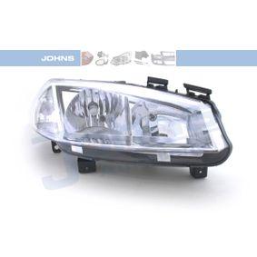 Hauptscheinwerfer für Fahrzeuge mit Leuchtweiteregelung (elektrisch) mit OEM-Nummer 7701064017