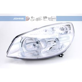Renault Scenic 2 2.0dCi (JM1K) Hauptscheinwerfer JOHNS 60 32 09 (2.0dCi (JM1K) Diesel 2006 M9R 722)