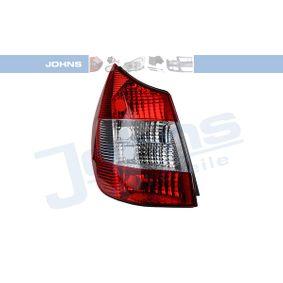 Renault Scenic 2 1.6 16V (JM1R) Heckleuchte JOHNS 60 32 87-2 (1.6 16V Benzin 2006 K4M 812)
