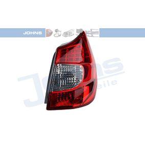 Renault Scenic 2 1.6 16V (JM1R) Heckleuchte JOHNS 60 32 88-3 (1.6 16V Benzin 2008 K4M 812)
