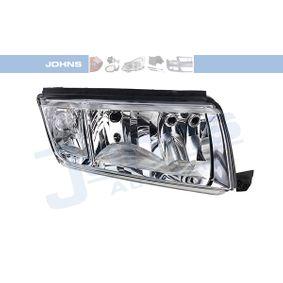 Hauptscheinwerfer für Fahrzeuge mit Leuchtweiteregelung (elektrisch), chrom mit OEM-Nummer 6Y1 941 016 H