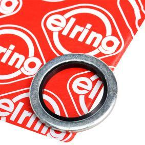 Seal, oil drain plug Ø: 24mm, Thickness: 1,5mm, Inner Diameter: 16,7mm with OEM Number 7700 266 044