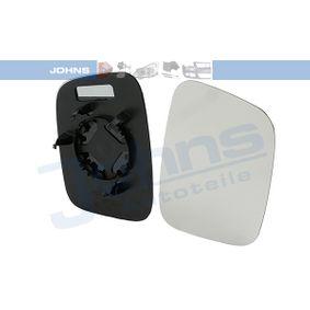 Cristal de espejo, retrovisor exterior Número de artículo 95 67 38-80 120,00€
