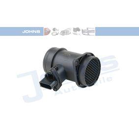 JOHNS Luftmassenmesser LMM 95 61-012 für AUDI A4 (8E2, B6) 1.9 TDI ab Baujahr 11.2000, 130 PS