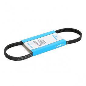 V-Ribbed Belts 4PK698 PUNTO (188) 1.2 16V 80 MY 2006