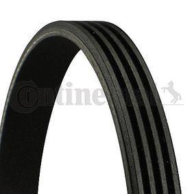 V-Ribbed Belts Length: 795mm, Number of ribs: 4 with OEM Number 5750 76
