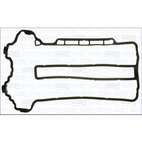 Ventildeckeldichtung für OPEL CORSA C (F08, F68) 1.2 75 PS ab Baujahr 09.2000 AJUSA Dichtung, Zylinderkopfhaube (11080900) für