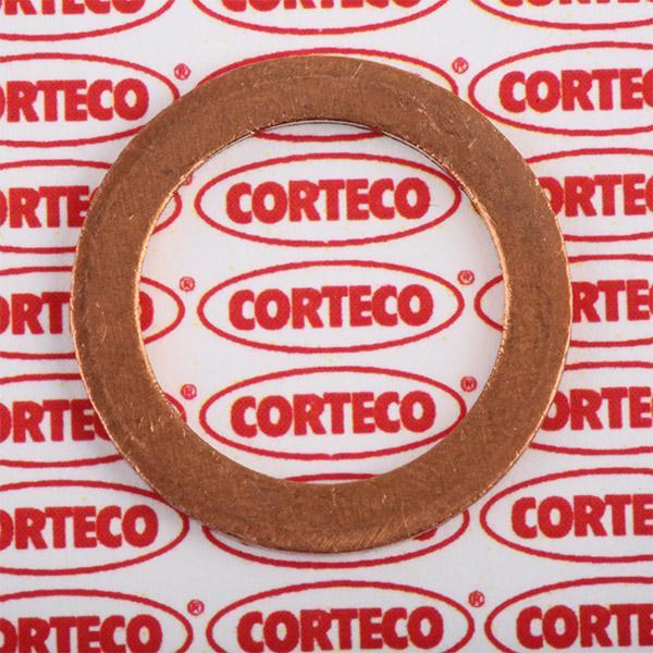 Ölablaßschraube Dichtung 005565H CORTECO 82905565 in Original Qualität