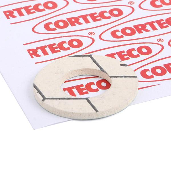 Ölablaßschraube Dichtung 005567H CORTECO 82905567 in Original Qualität