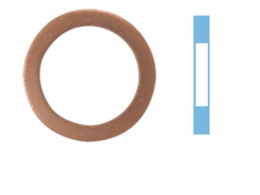 Oil Drain Plug Seal CORTECO 005660H rating