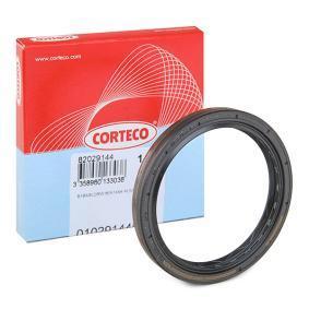 Tesnici krouzek hridele, diferencial 01029144B Octa6a 2 Combi (1Z5) 1.6 TDI rok 2010