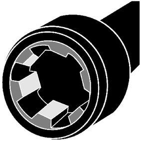 Zylinderschrauben für VW GOLF IV (1J1) 1.6 100 PS ab Baujahr 08.1997 CORTECO Zylinderkopfschraubensatz (016291B) für