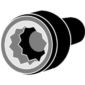 Zylinderschrauben für VW TRANSPORTER IV Bus (70XB, 70XC, 7DB, 7DW) 2.5 TDI 102 PS ab Baujahr 09.1995 CORTECO Zylinderkopfschraubensatz (016819B) für