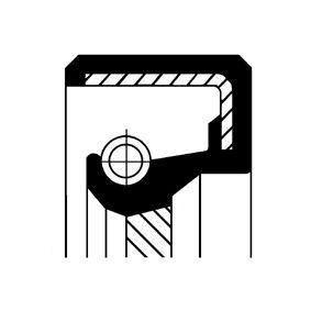 Семеринг, колянов вал 12010693B 800 (XS) 2.0 I/SI Г.П. 1999