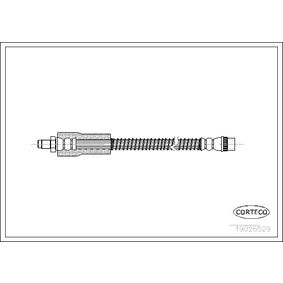 Bremsschlauch 19026529 TWINGO 2 (CN0) 1.5 dCi Bj 2012