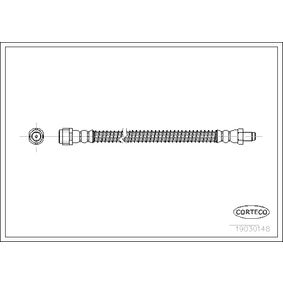 Fékcső 19030148 E-osztály Sedan (W211) E 220 CDI 2.2 (211.006) Év 2004