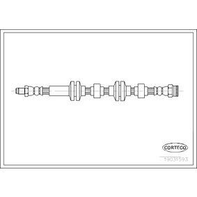 CORTECO  19031593 Bremsschlauch Länge: 550mm