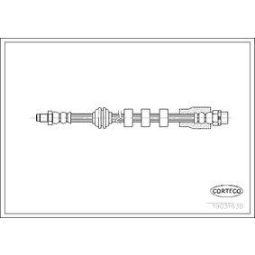 Bremsschlauch Länge: 555mm mit OEM-Nummer 3432 6767 390