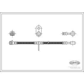 Спирачен маркуч 19032230 25 Хечбек (RF) 2.0 iDT Г.П. 2000