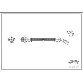 Ελαστικός σωλήνας φρένων 19032418 MICRA 2 (K11) 1.3 i 16V Έτος 1995