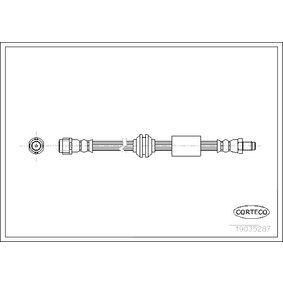 Спирачен маркуч 19035287 M-класа (W164) ML 320 CDI 3.0 4-matic (164.122) Г.П. 2007