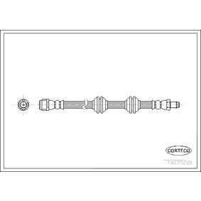 Спирачен маркуч 19035289 M-класа (W164) ML 320 CDI 3.0 4-matic (164.122) Г.П. 2007