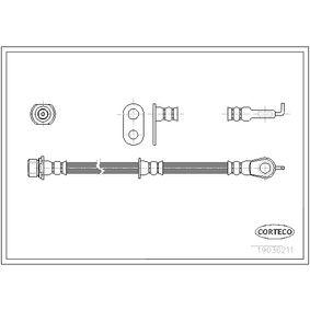 Bremsschlauch mit OEM-Nummer 90947-02A45