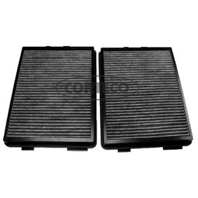 Filter, Innenraumluft 21651882 5 Touring (E39) 523i 2.5 Bj 2000