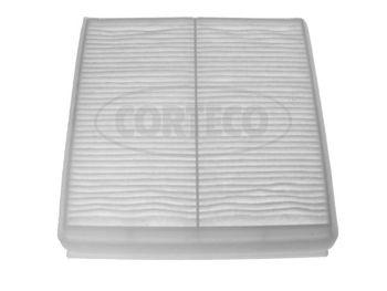 CORTECO  21651899 Filter, Innenraumluft Länge: 194mm, Breite: 195mm, Höhe: 20mm
