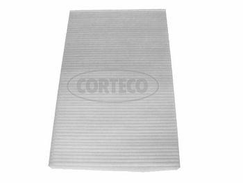 CORTECO  21651914 Filter, Innenraumluft Länge: 306mm, Breite: 192mm, Höhe: 30mm