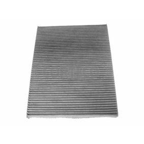 Filter, Innenraumluft Länge: 292mm, Breite: 225mm, Höhe: 20mm mit OEM-Nummer 60814643